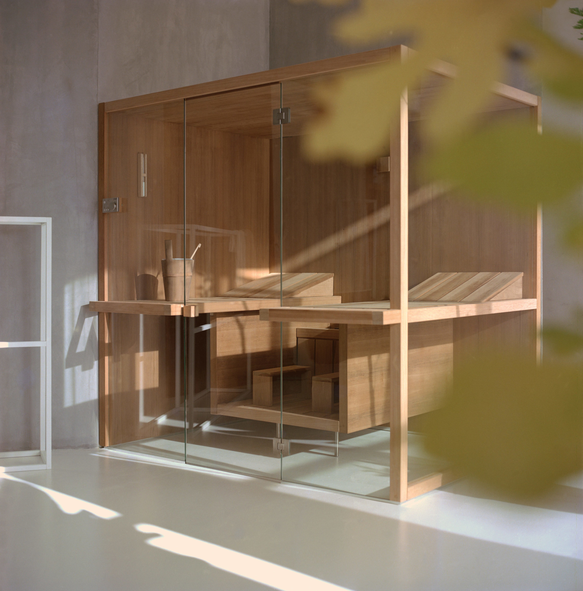 sauna air effegibi. Black Bedroom Furniture Sets. Home Design Ideas